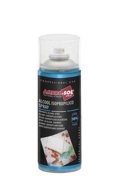 Alcohol Isopropílico en Spray.
