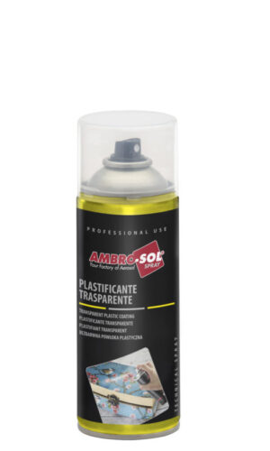 spray plastificante