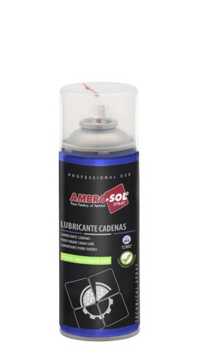 Spray Lubricante Cadenas